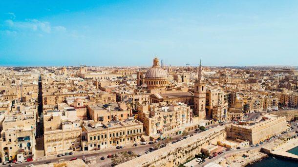 vuelos Malta
