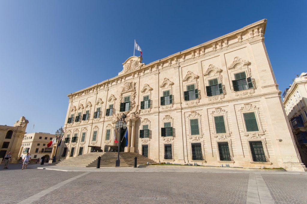 palacios malta