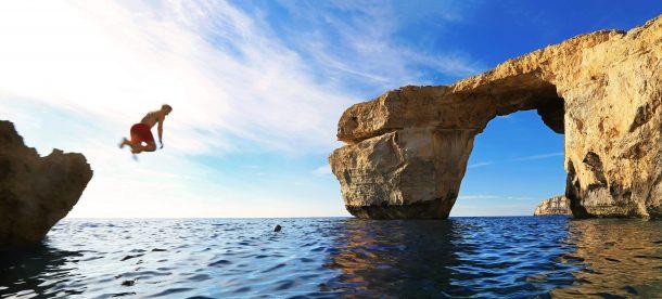 Gozo inglés en Malta