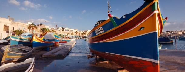 Barcas malta