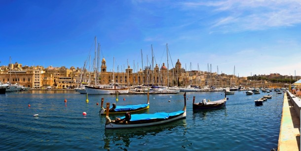 Birgu Panoramic View (11)