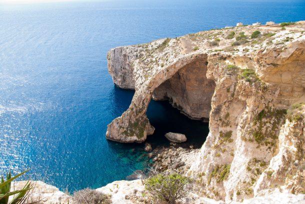 Blue Grotto itinerario sur de Malta