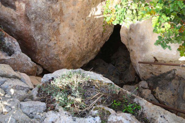 El origen de la cueva de Calipso
