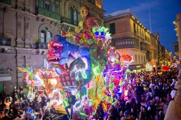 carnaval Malta