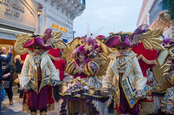 carnaval en malta y gozo