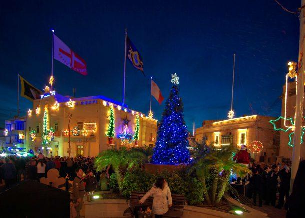 navidad Malta