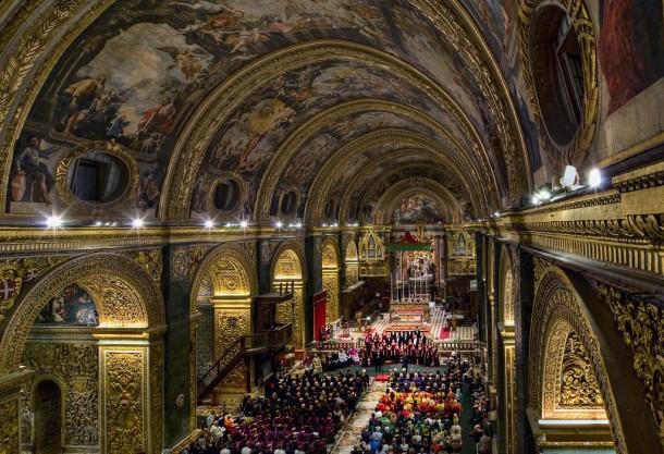 Con catedral Malta