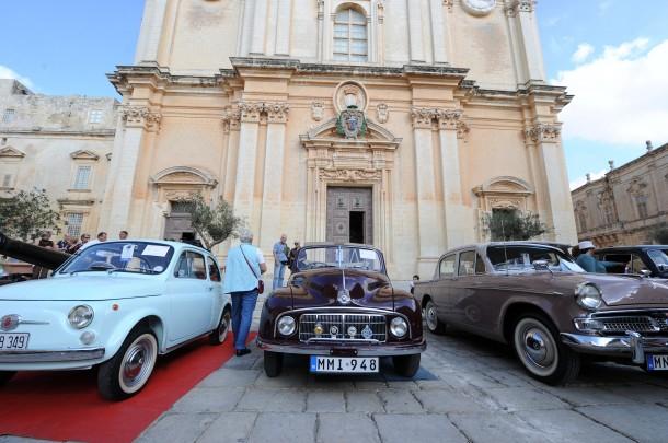 Conducir Malta