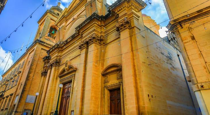 conventos monasterios malta