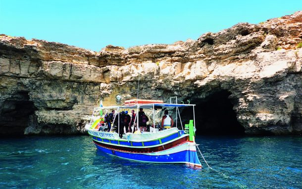 buceo en Malta apnea