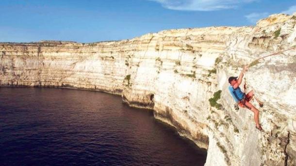Escalada Malta
