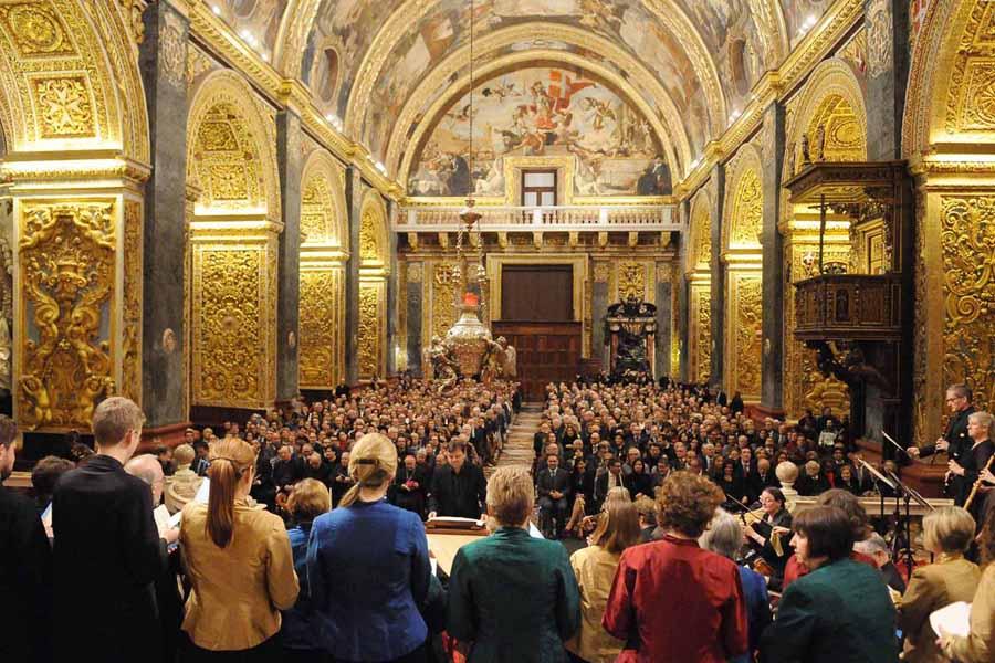 festival barroco valletta
