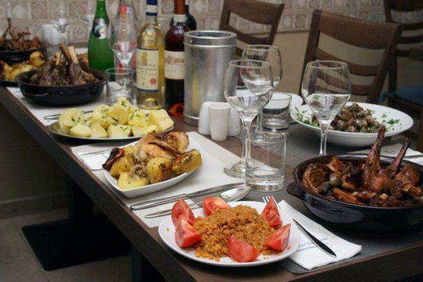 Malta cocina