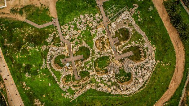 Ggantija_Temple_Aerial_View_12