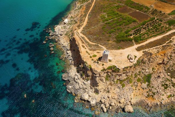 Rabat, localidad en la que se encuentra el Centro Nacional Għajn