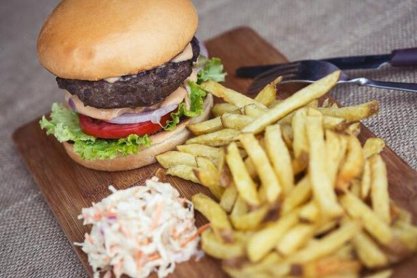 hamburguesas Malta