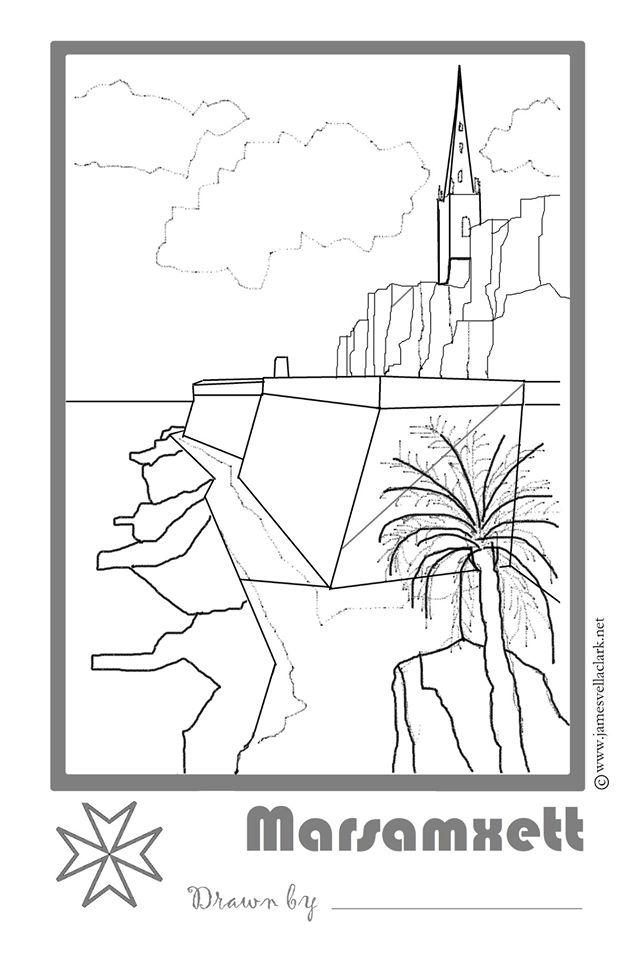 Ilustración Malta