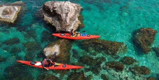Kayak Malta