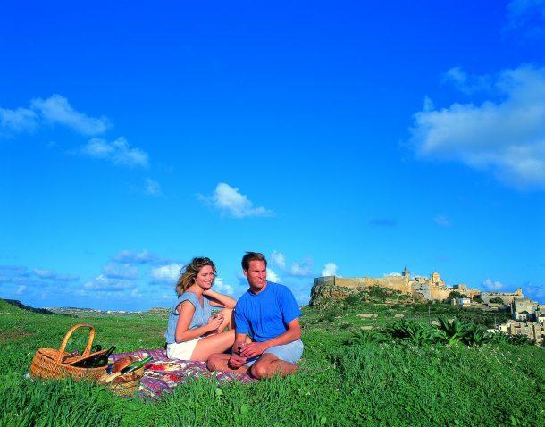 picnic en Malta
