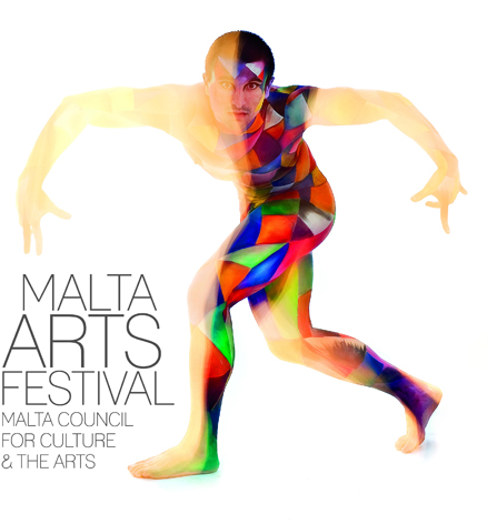 Malta Arts Festival Logo Development