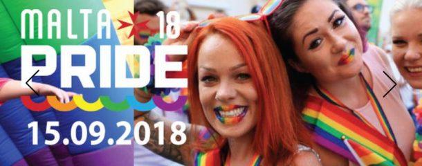 Malta Gay Pride 2018