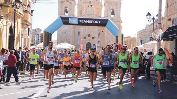 Media maraton Gozo