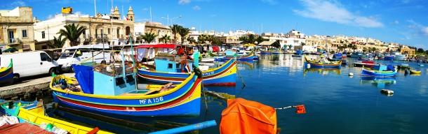 Marsaxlokk Coast