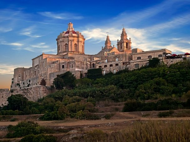Catedral de San Pablo, Malta