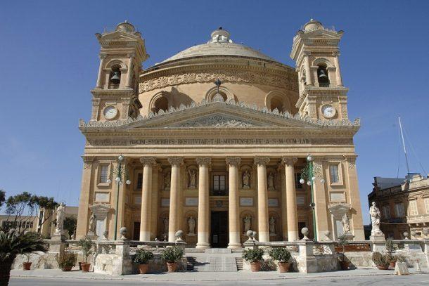 Iglesia de Santa María, Mosta