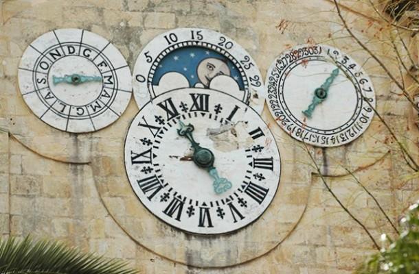 Relojes iglesias Malta