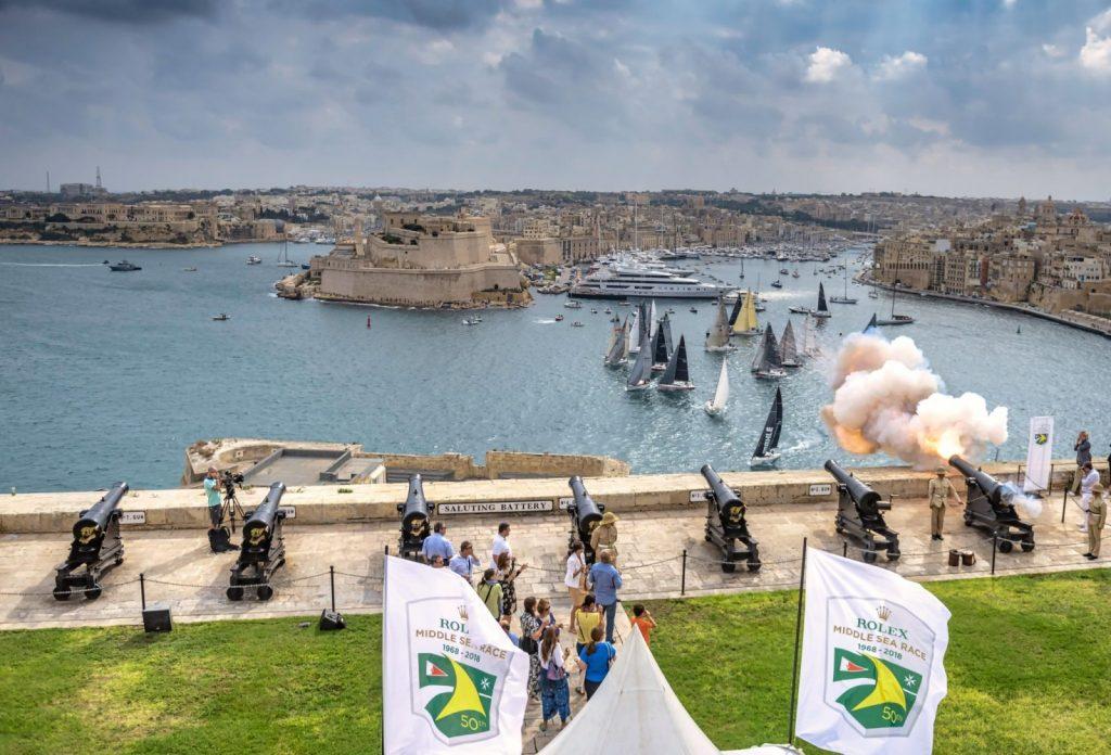 Rolex Middle Sea Race 2019 Malta