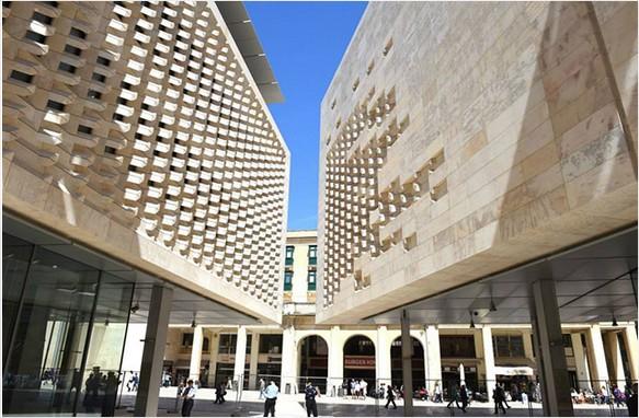 Si inaugura il nuovo Parlamento di Malta » Il Blog di Malta - Google Chrome