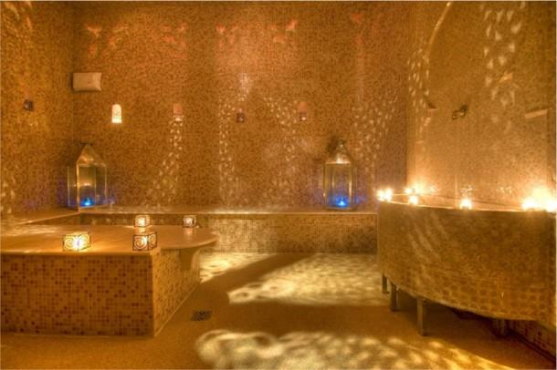Spa & Fitness Club - db San Antonio Hotel + Spa - Google Chrome