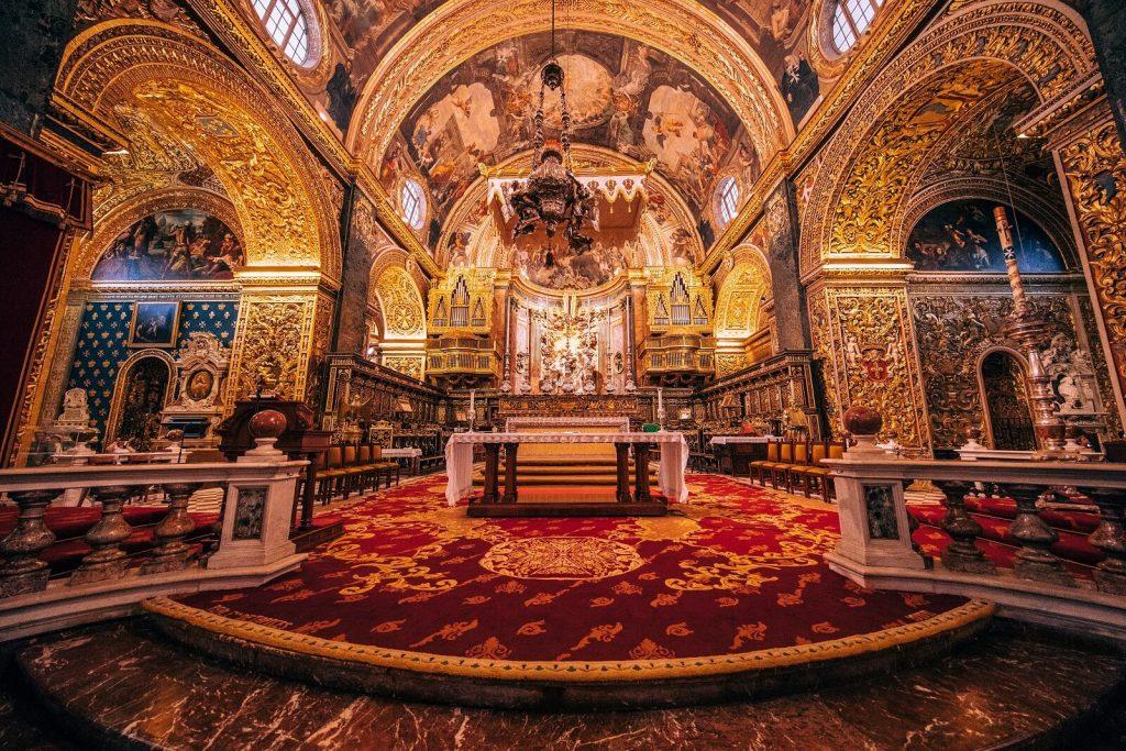 iglesias malta