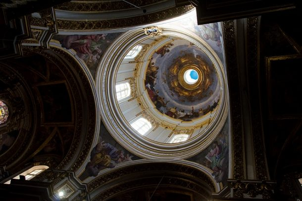 Catedral de San Pablo, Mdina, Malta