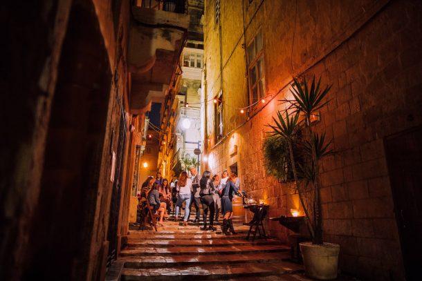 guía de valletta influencer maltés