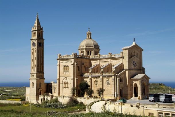 Ta Pinu - Gozo Church (2)