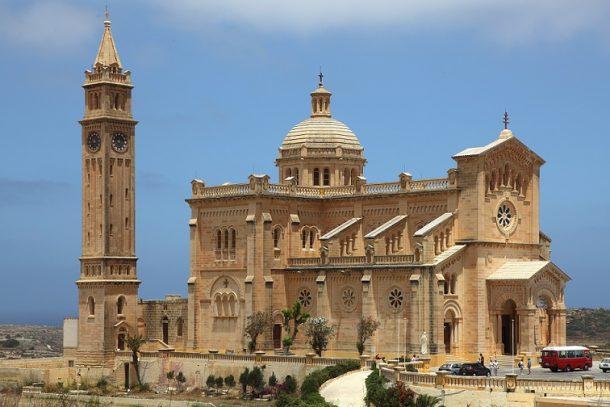 Basílica de Ta'Pinu, Gozo
