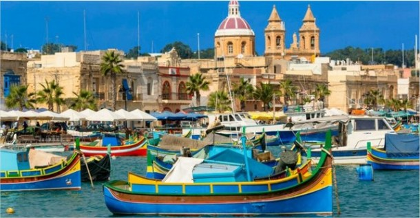 The Adorable Maltese Fishing Village That Will Take You Back In Time - Google Chrome