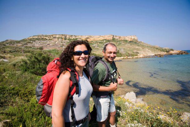 trekking gozo
