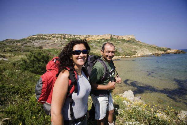 Trekking en Malta