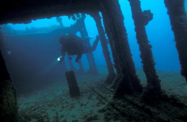 Bucear en Malta (Underwater by Casper Tybjerg)