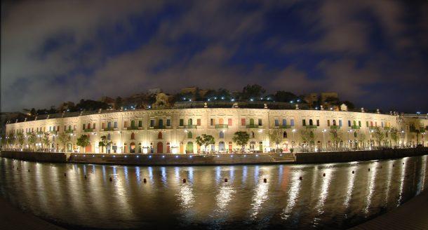 Waterfront de Valletta