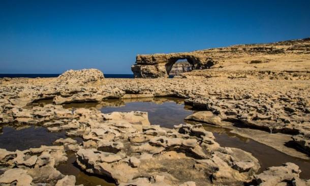 Ventana Azul Gozo