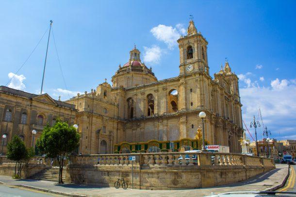 Zejtun Malta