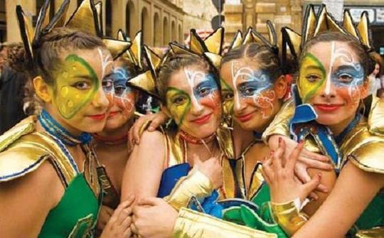 carnaval verano malta