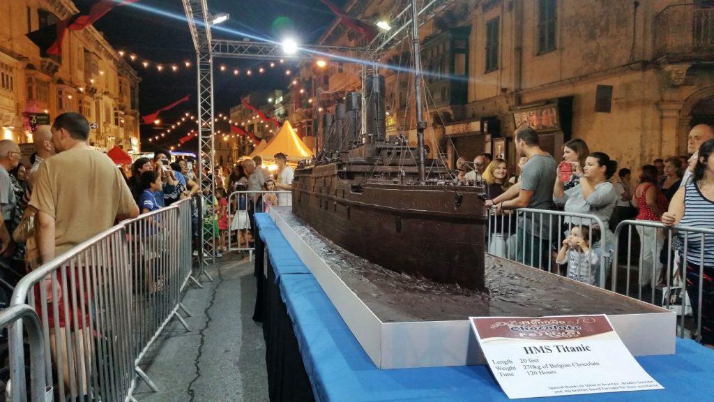festival chocolate Malta