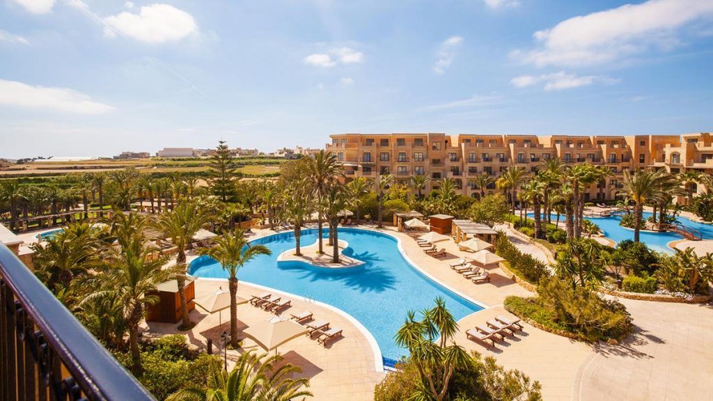 hoteles lujo Malta