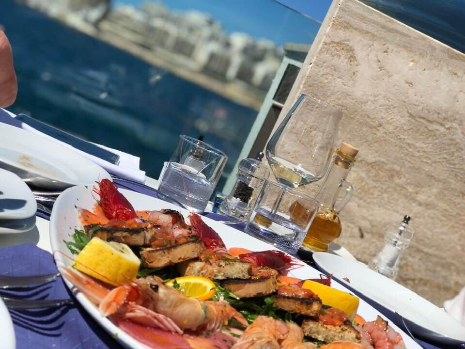restaurante marisco Malta