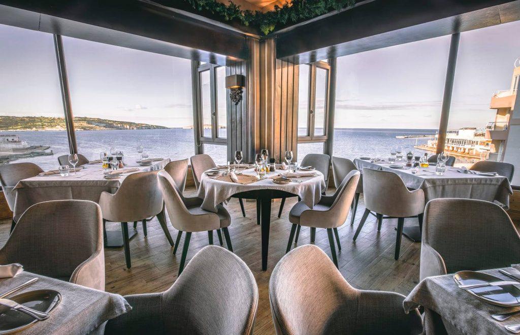 restaurantes malta